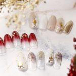 冬&クリスマスネイル増えました!